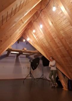 Lichtspiel in der Brodmühle
