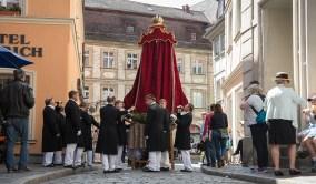 Fronleichnam in Bamberg
