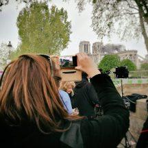Aber auch hier - (Handy-) Fotografen...