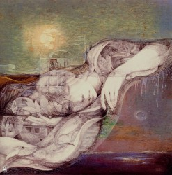Shaman's Dream by Susan Seddon Boulet