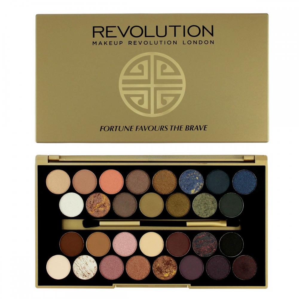 Makeup Revolution szemhéjpúder paletta  BBB Fortune