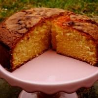 Crème Fraîche Cake
