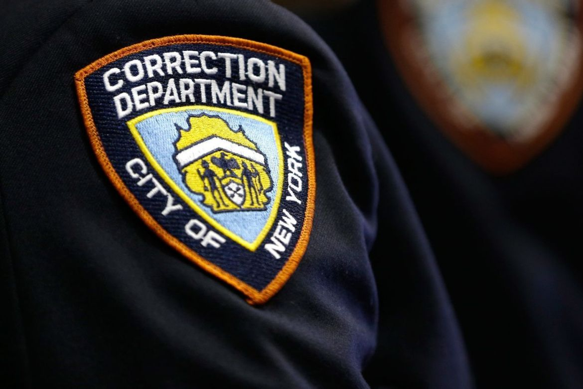 Correction Officers' 3/4's Disability