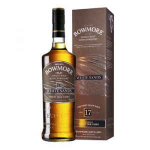 Bowmore White Sands Reserva 17 Años