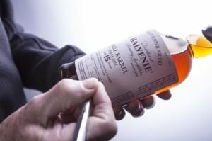 The Balvenie Single Cask Sherry Oak  15 Años