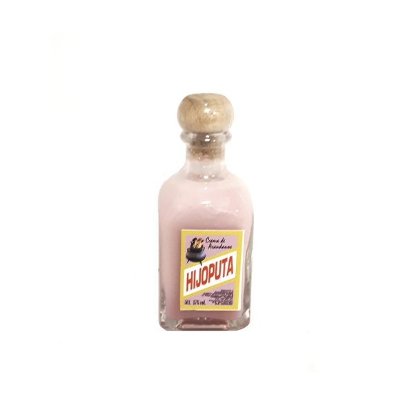 Crema de arandanos Hijoputa