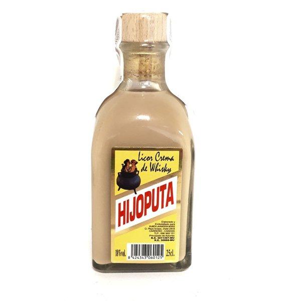 Licor Crema de Whisky Hijoputa