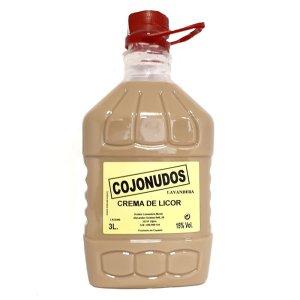 Crema de Licor Cojonudos