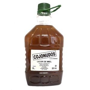 Licor de Miel Cojonudos