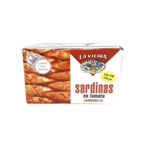 Sardinillas en tomate La Vieira