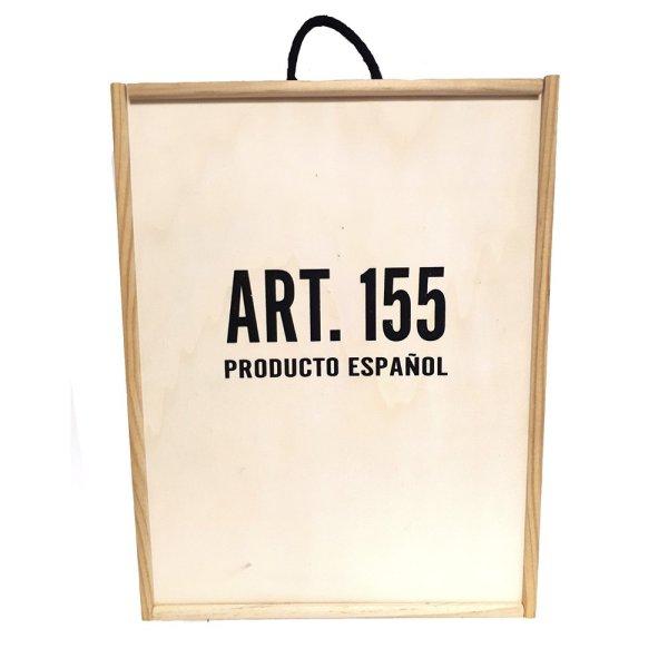 artículo 155 pack caja madera 2 unidades tapa