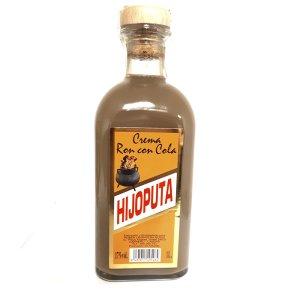 Crema Ron con Cola 1L Hijoputa