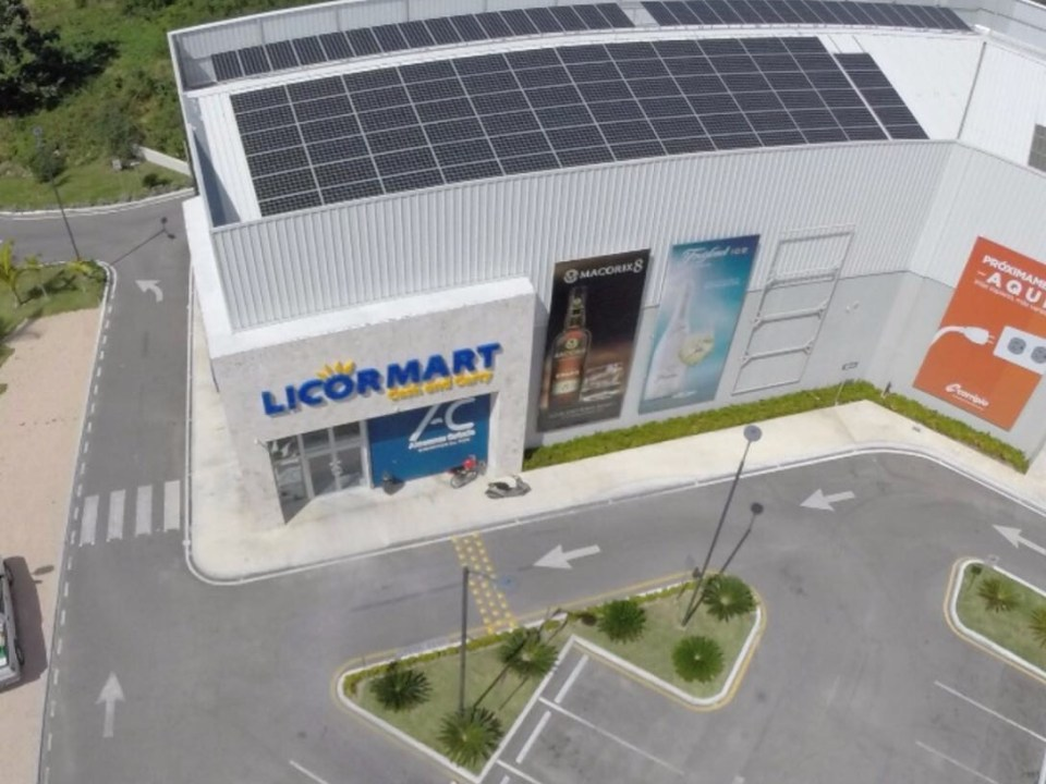Licormart Cash and Carry ayuda al medioambiente