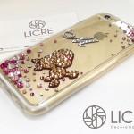iphoneデコレーションケース