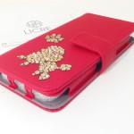 iphone5手帳型ケース