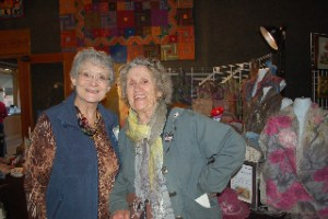 Longbranch Improvement Club Fiber Arts Show 2012