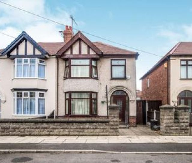 Thumbnail 3 Bed Semi Detached House For Sale In Rosebery Avenue Brighton Le
