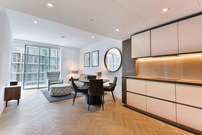 Flat For In Dawson House Battersea Station London