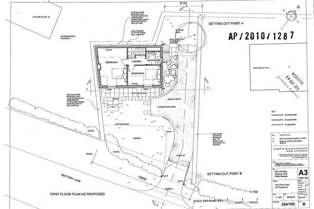 Rectory Lane, Edith Weston, Rutland LE15, land for sale
