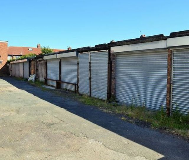 Parking Garage For Sale In Mersey View Brighton Le Sands Liverpool