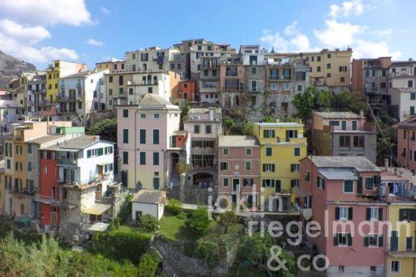 Properties for sale in Monterosso al Mare La Spezia