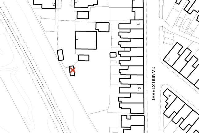 Garages & Land, Shoemakers Row, Maesteg, Bridgend CF34