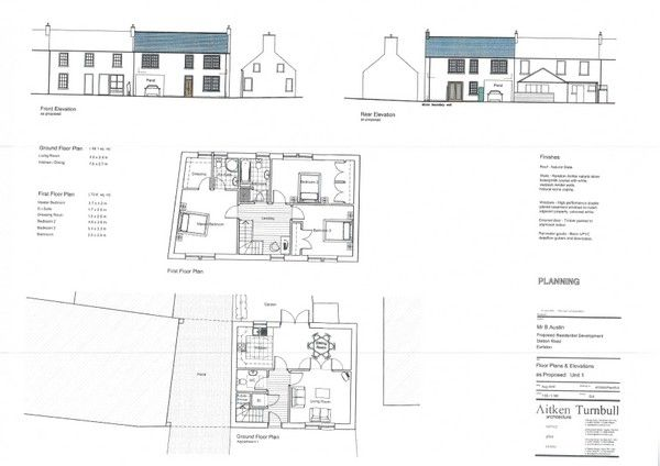 Station Road, Earlston, Scottish Borders TD4, land for