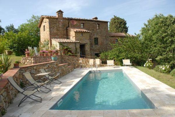 Properties for sale in Radicondoli Siena Tuscany Italy