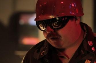 Patrick Balai (Homeland Security). Photo by Ryan Gaddis (2011)