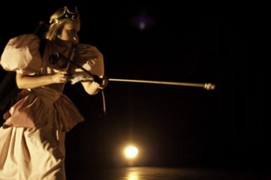 Kelleen Shadow (Princess). Photo Jeremy Make (2010).