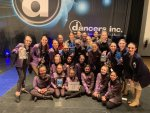 Dancers Inc. 2019 Regionals Results