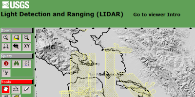 USGS LiDAR viewer