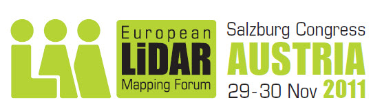 European LiDAR Mapping Forum 2011