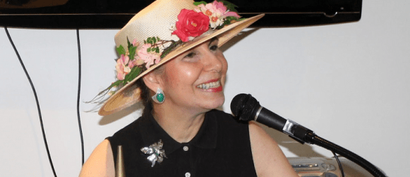 A Renaissance woman in New York City. Interview with LindaAnn LoSchiavo