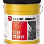 Мастика битум-резин AquaMast(Гидроизоляц/кровли)10кг