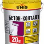 ЮНИС грунтовка Бетон Контакт 5кг