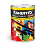 ПФ-115 белая 0,8кг FARBITEX