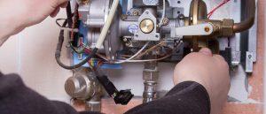 reparação e instalação de esquentador