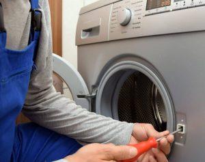 Arranjo maquina de lavar roupa/LOIÇA