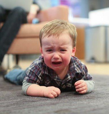 Cómo evitar los berrinches de tu bebé