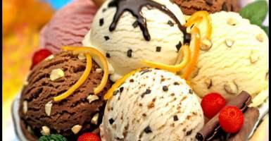 Los beneficios de comer un poco de helado