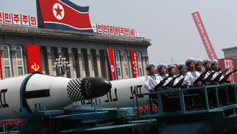 Los países que pueden volar el mundo en un instante - Corea del Norte