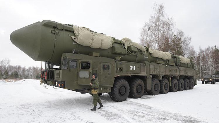 Los países que pueden volar el mundo en un instante - Rusia