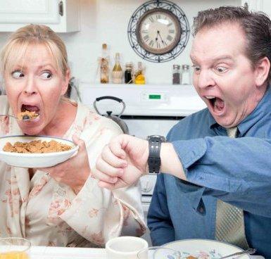 Efectos perjudiciales de saltarse el desayuno
