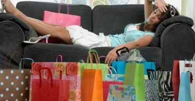 Eres adicto a las compras - 6 Señales de que lo eres