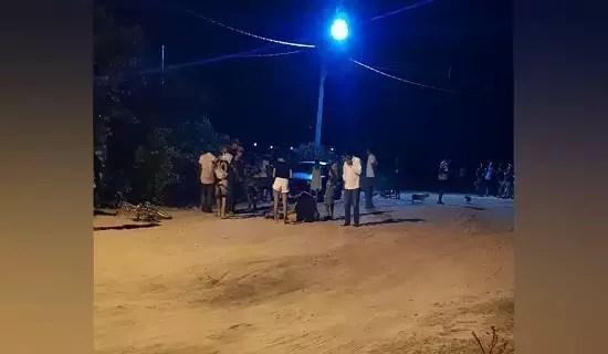 Homem que degolou jovem é morto com 3 tiros pela polícia