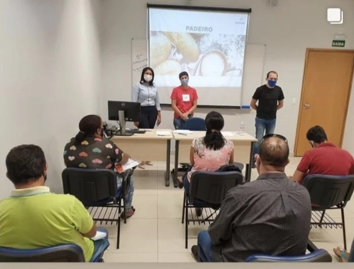 FAC inicia curso de padeiro profissional em Ponta Porã