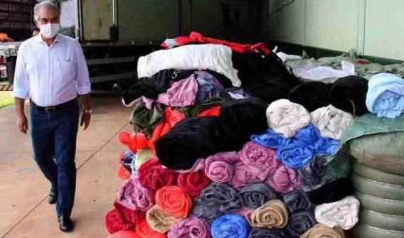 Vereador de Mundo Novo estaria envolvido em conluio para fraude na compra de R$ 4 milhões de cobertores aponta denúncia