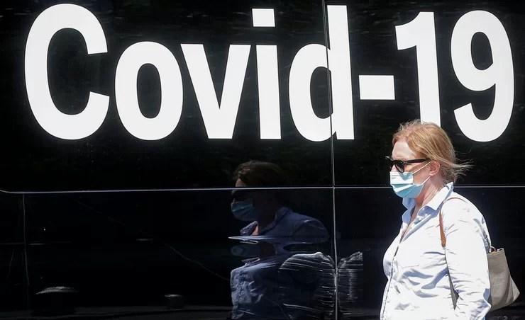 Como a variante Delta altera suposições sobre o coronavírus