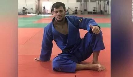 Argelino é banido por 10 anos do judô por ter recusado luta com israelense nas Olimpíadas